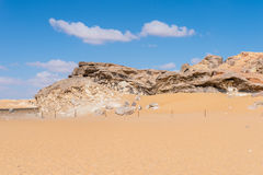 Farafra Oasis in Egypt Stock Photos