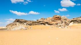 Farafra Oasis in Egypt Stock Photo