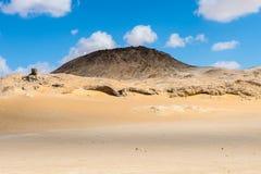 Farafra Oasis in Egypt Stock Image