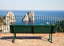Faraglioni di Capri Royalty Free Stock Images