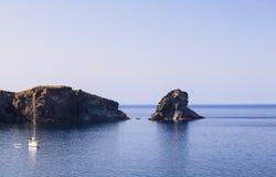 Faraglioni , Pantelleria Stock Images