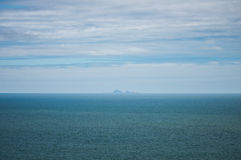 The Farallon Islands stock images