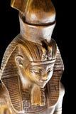 Farao Ramses stock fotografie