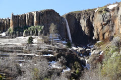 Faraya Falls, Lebanon Royalty Free Stock Image