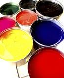 farbę. Obrazy Stock