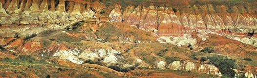 Farb kopalnie zdjęcie stock
