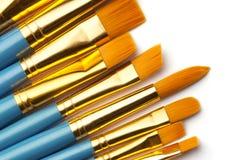 Farb muśnięcia Obraz Stock