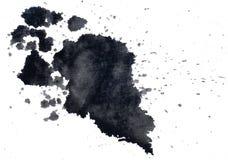 farb pluśnięcia Obrazy Stock