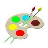 farba Zdjęcie Stock