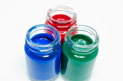 Farba. zdjęcia stock