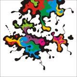 farba Obrazy Royalty Free