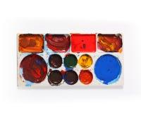 Farba kolory Obrazy Stock