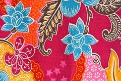 Farba na tkaninie Obraz Royalty Free