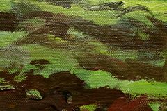 farba olejna tło Fotografia Stock