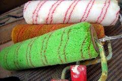 farba rolki (rolek) Zdjęcia Stock
