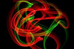 Farbbänder 3 Lizenzfreies Stockfoto