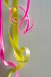 Farbbänder eines abstrakten Hintergrundes. Lizenzfreies Stockbild