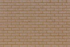 Farbbacksteinmauer-Hintergrund Stockbilder