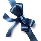 Farbband für Geschenkkasten Stockfotografie