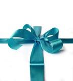 Farbband für Geschenkkasten Lizenzfreie Stockbilder