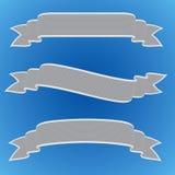 Farbband striped Lizenzfreies Stockfoto