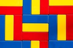 Farbblöcke Stockbilder