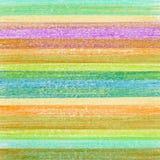 Farbbleistifthintergrund Stockbilder
