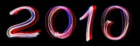 Farbe 2010 Lizenzfreies Stockfoto