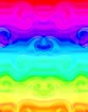 Farbe 21 Stockbild