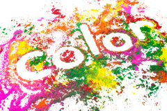 Farbe Stockfoto