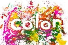 Farbe Lizenzfreie Stockfotos