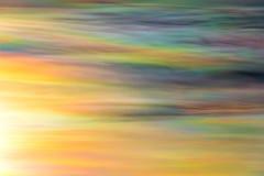 Farbe bewölkt Himmel Stockfotografie