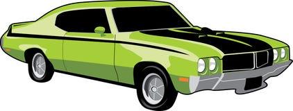 Farbe Buick Stockfotos
