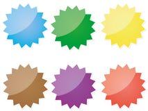 Farbe circels Lizenzfreies Stockbild