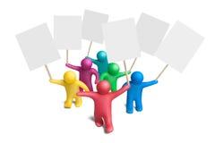 Farbe demonstration6 Lizenzfreie Stockbilder
