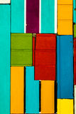 Farbe in der Aktion Lizenzfreie Stockfotografie