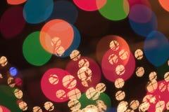 Farbe der Leuchte 8344 Lizenzfreies Stockfoto