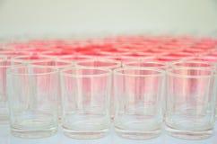 Farbe des Getränks lizenzfreie stockfotos