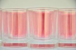 Farbe des Getränks lizenzfreies stockfoto