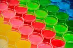 Farbe des Getränks lizenzfreie stockfotografie