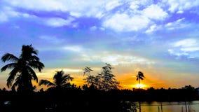 Farbe des Himmels lizenzfreie stockfotos
