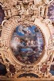 Farbe Doge ` s Palast Palazzo Ducale auf der Decke Lizenzfreie Stockfotos