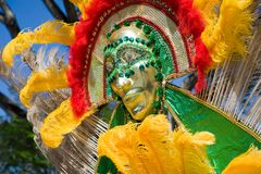 Farbe für Karneval Lizenzfreie Stockfotos