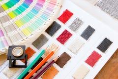 Farbe Muster 3 Stockbild