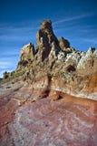 Farbe Rockies Lizenzfreie Stockfotografie