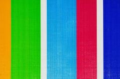 Farbe stripes Hintergrund Lizenzfreies Stockbild