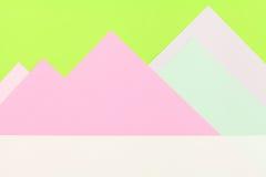 Farbe tapeziert Hintergrund stockbilder