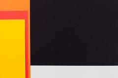 Farbe tapeziert Hintergrund stockfotografie
