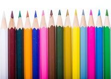 Farbe zeichnet Hintergrund an Lizenzfreies Stockbild