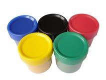 Farben Lizenzfreies Stockbild
